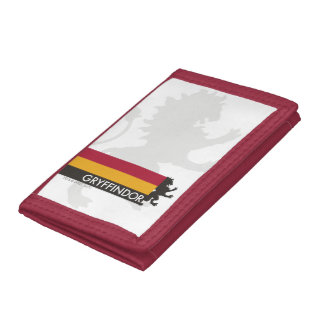 Harry Potter | Gryffindor House Pride Graphic Tri-fold Wallets