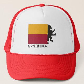 Harry Potter | Gryffindor House Pride Graphic Trucker Hat