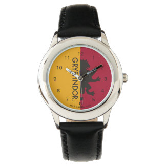 Harry Potter   Gryffindor House Pride Graphic Watch