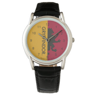 Harry Potter | Gryffindor House Pride Graphic Wrist Watches
