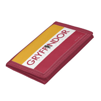Harry Potter | Gryffindor House Pride Logo Tri-fold Wallet