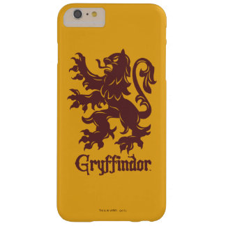 Harry Potter | Gryffindor Lion Graphic Barely There iPhone 6 Plus Case