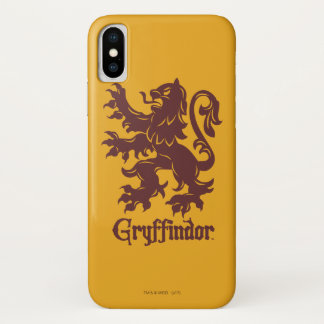 Harry Potter | Gryffindor Lion Graphic Case-Mate iPhone Case