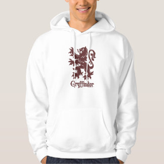 Harry Potter | Gryffindor Lion Graphic Hoodie