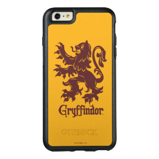 Harry Potter | Gryffindor Lion Graphic OtterBox iPhone 6/6s Plus Case