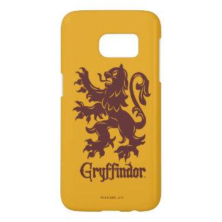 Harry Potter | Gryffindor Lion Graphic Samsung Galaxy S7 Case