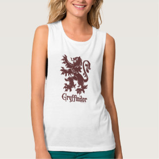 Harry Potter | Gryffindor Lion Graphic Tank Top