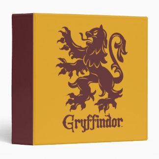 Harry Potter | Gryffindor Lion Graphic Vinyl Binder