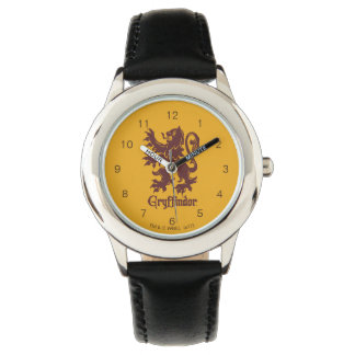 Harry Potter | Gryffindor Lion Graphic Watch