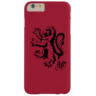 Harry Potter   Gryffindor Lion Icon Barely There iPhone 6 Plus Case