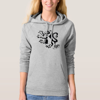 Harry Potter | Gryffindor Lion Icon Hoodie