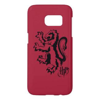 Harry Potter | Gryffindor Lion Icon Samsung Galaxy S7 Case
