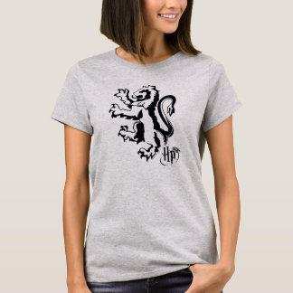 Harry Potter   Gryffindor Lion Icon T-Shirt
