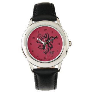 Harry Potter | Gryffindor Lion Icon Watch