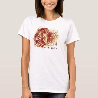 Harry Potter | GRYFFINDOR™ Lion Watercolor T-Shirt