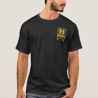 Harry Potter | Gryffindor Monogram Banner T-Shirt