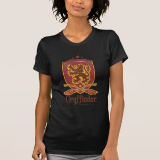Harry Potter   Gryffindor QUIDDITCH™  Badge T-Shirt