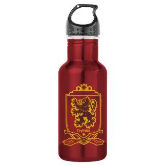 Harry Potter | Gryffindor QUIDDITCH™  Crest 532 Ml Water Bottle