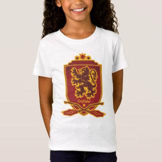 Harry Potter | Gryffindor Quidditch Crest T-Shirt