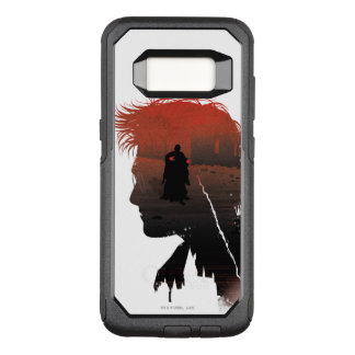 Harry Potter   Harry & Voldemort Wizard Duel OtterBox Commuter Samsung Galaxy S8 Case