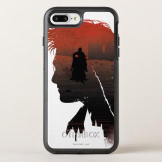 Harry Potter   Harry & Voldemort Wizard Duel OtterBox Symmetry iPhone 8 Plus/7 Plus Case