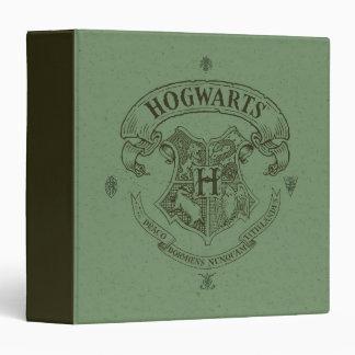 Harry Potter | Hogwarts Banner Crest Vinyl Binders