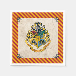 Harry Potter | Hogwarts Birthday Disposable Napkin