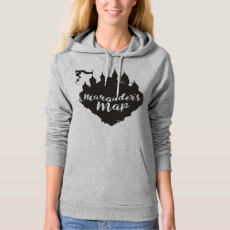 Harry Potter | HOGWARTS™ Castle Marauder's Map Hoodie