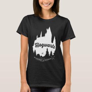 Harry Potter | HOGWARTS™ Castle Typography T-Shirt