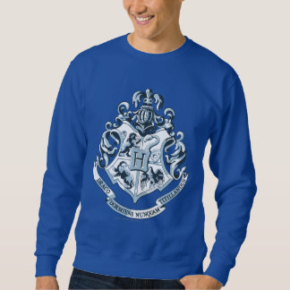 Harry Potter | Hogwarts Crest - Blue Sweatshirt