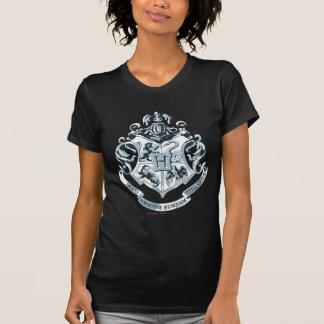 Harry Potter   Hogwarts Crest - Blue T-Shirt