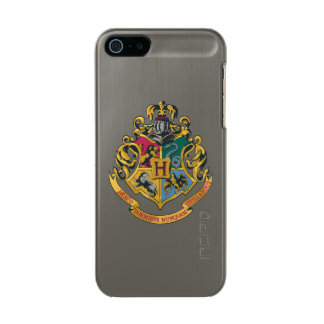 Harry Potter | Hogwarts Crest - Full Color Incipio Feather® Shine iPhone 5 Case