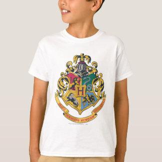 Harry Potter   Hogwarts Crest - Full Color T-Shirt