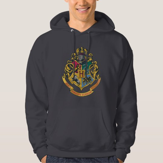Harry Potter | Hogwarts Crest - Full Colour Hoodie