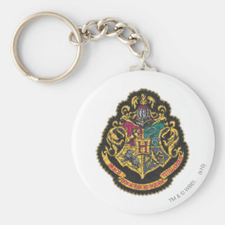 Harry Potter | Hogwarts Crest Keychain