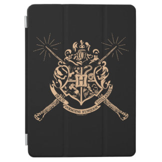 Harry Potter | Hogwarts Crossed Wands Crest iPad Air Cover