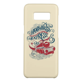 Harry Potter   Hogwarts Express Typography Case-Mate Samsung Galaxy S8 Case