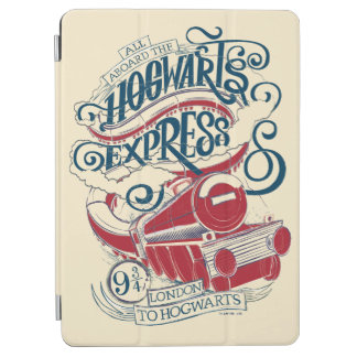 Harry Potter | Hogwarts Express Typography iPad Air Cover