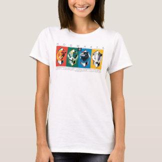 Harry Potter | HOGWARTS™ House Sigils T-Shirt