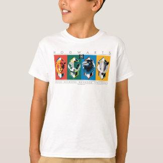 Harry Potter   HOGWARTS™ House Sigils T-Shirt
