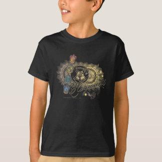 Harry Potter   Hogwarts Houses - Full Color T-Shirt