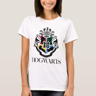 Harry Potter | HOGWARTS™ Pride School Crest T-Shirt