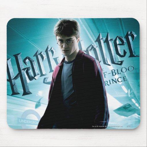 Harry Potter HPE6 2 Tapis De Souris