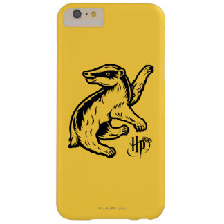 Harry Potter | Hufflepuff Badger Icon Barely There iPhone 6 Plus Case