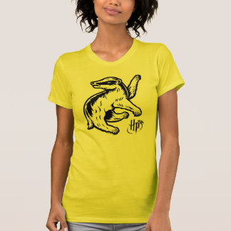 Harry Potter | Hufflepuff Badger Icon T-Shirt