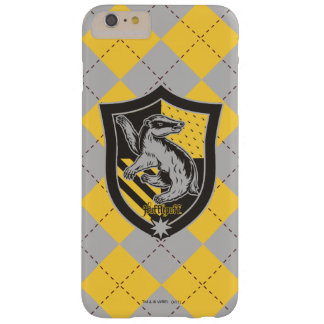 Harry Potter | Hufflepuff House Pride Crest Barely There iPhone 6 Plus Case