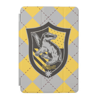Harry Potter | Hufflepuff House Pride Crest iPad Mini Cover