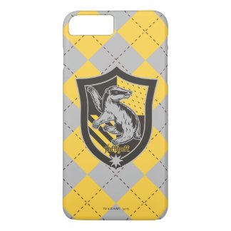 Harry Potter | Hufflepuff House Pride Crest iPhone 8 Plus/7 Plus Case