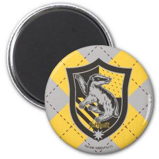 Harry Potter | Hufflepuff House Pride Crest Magnet