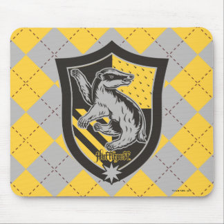 Harry Potter | Hufflepuff House Pride Crest Mouse Pad